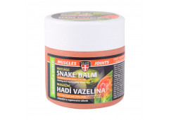 Hadí jed bylinná masážní vazelína, 120 ml