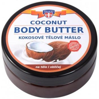 Tělové máslo kokosové