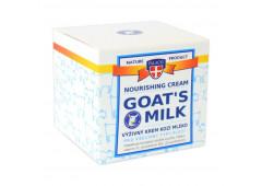 Kozí mléko pleťový krém, 50ml