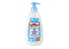 Kozí mléko tekuté mýdlo s pumpičkou, 500ml