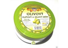 Olivový pleťový a tělový krém 200ml