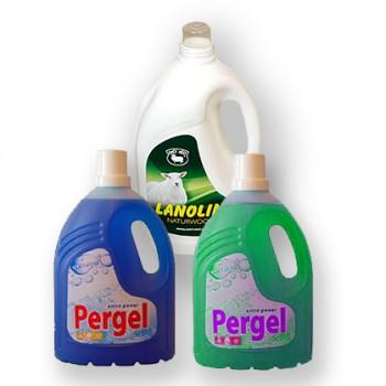 Lanolín 3L + Pergel 3L kolor + zdarma Pergel 3L universal