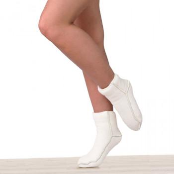 Elastické ponožky z ovčí vlny