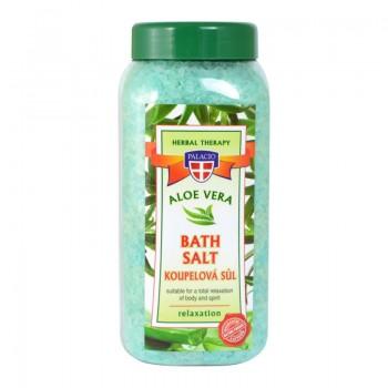 Sůl do koupele s Aloe Vera