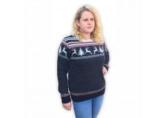 Vlněný svetr NORD