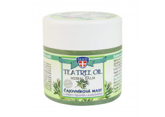Tea tree oil bylinná vazelína 120ml
