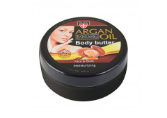 Arganový olej tělové máslo, 200ml
