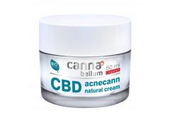 CBD - pleťový krém na akné     50 ml