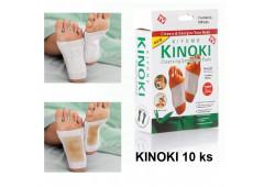 Kinoki - detoxikační náplasti 10 ks