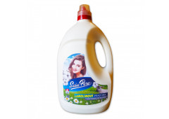 Lanolinový prací gel s bavlníkovým olejem 3 L
