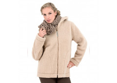 Dámská bundička s kapucí SUZI