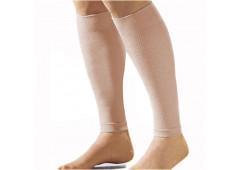 Podpůrné návleky na lýtka elastické - béžové