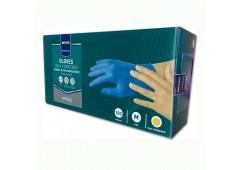 Rukavice Metro Professional nitrilové modré 100 ks