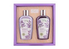 BOHEMIA Kosmetická sada – gel 250 ml a šampon 250 ml – Levandule