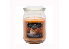 Candle-Lite  PUMPKIN BUTTERCREAM LATTE 510g